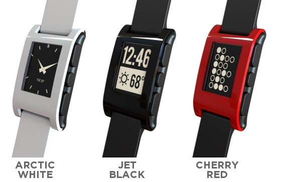 You're Just a Stone Throw Away From a Pebble Smartwatch