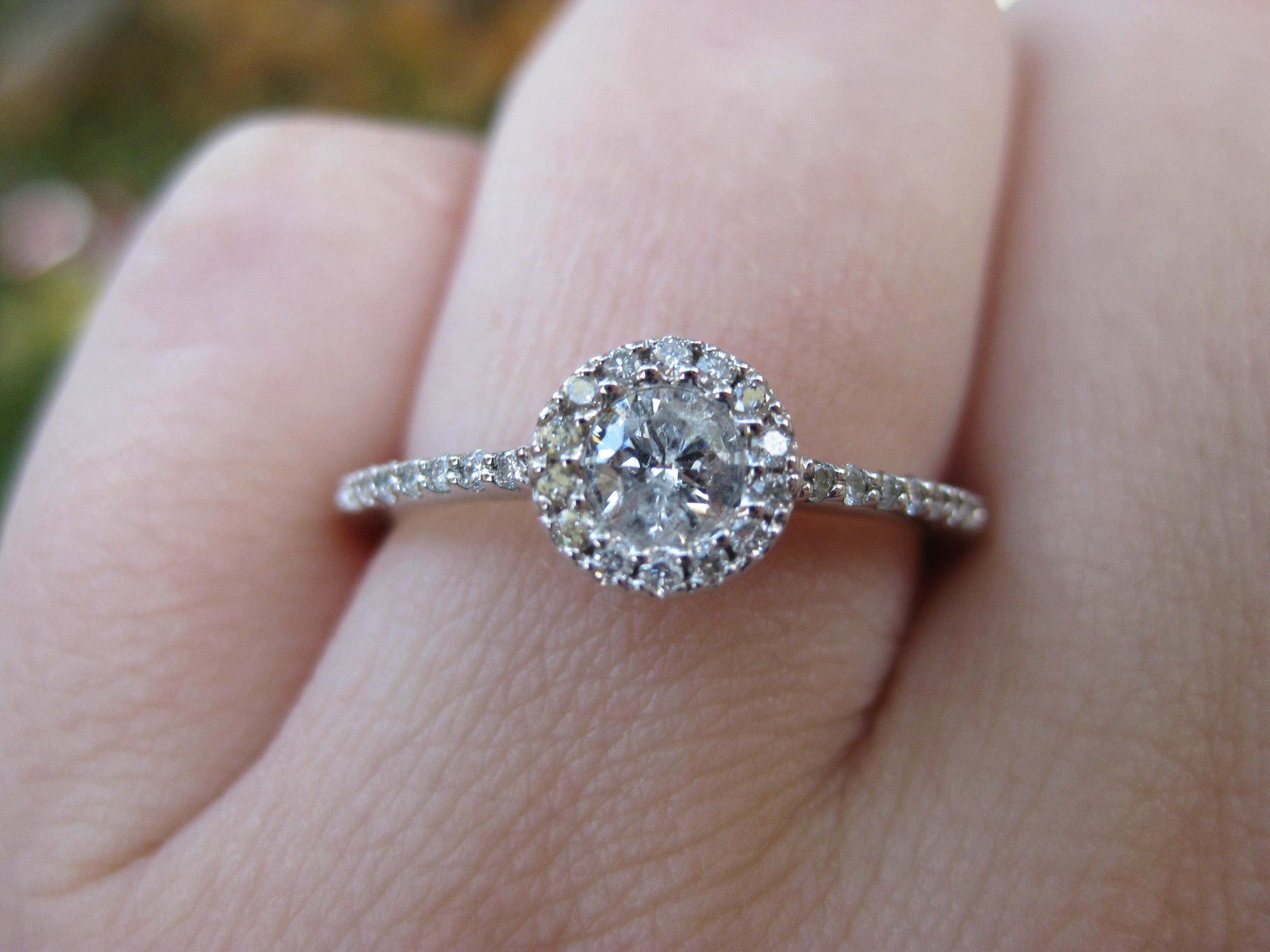 custom engagement ring awesome bridal and design of circular inside x wedding sets photo diamond rings vancouver