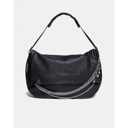 jimmy-choo-black-large-leather-biker-handbag