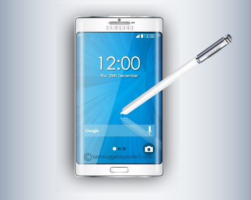 Samsung Galaxy Note 5: Here you go