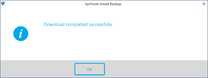 Gmail Backup Tool