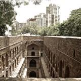 Malcha Mahal in Delhi