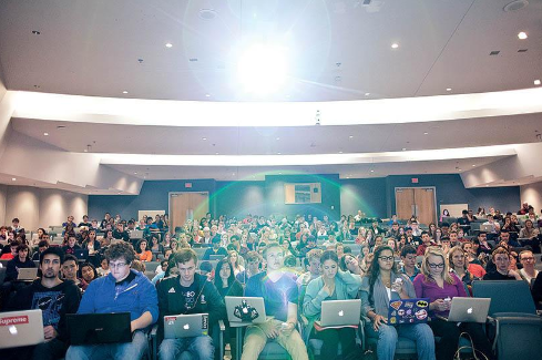 Innovative Uses of Capturing the Lectures