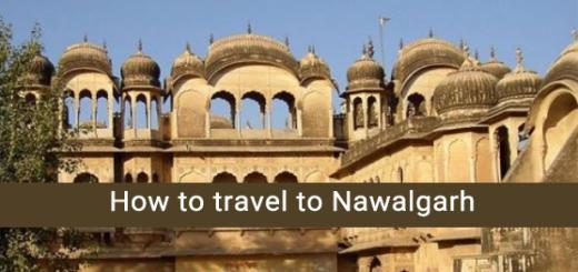 travel to Nawalgarh