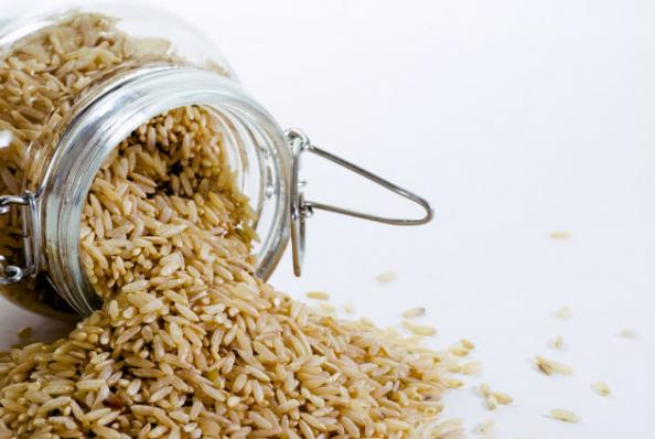 Build Stronger Muscles With Rice
