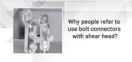 shear-head-bolt-connectors