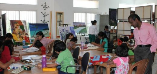 hobby classes in Bangalore