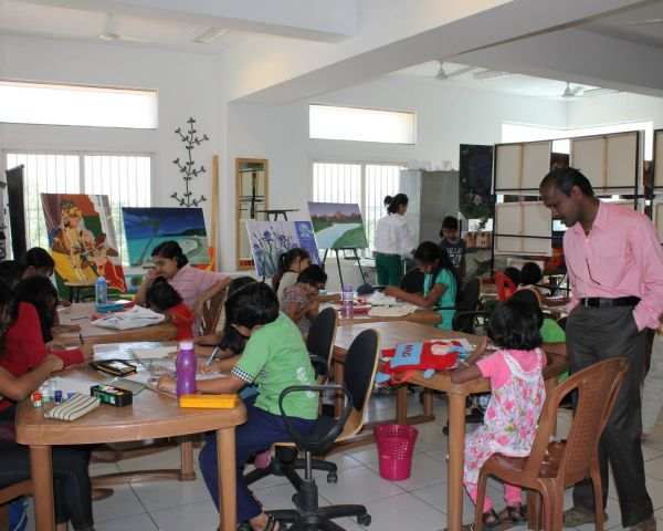 hobby classes in Bangalore