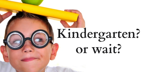 What Should a Kindergartener Know