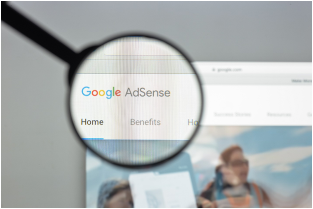 Google AdSense Income