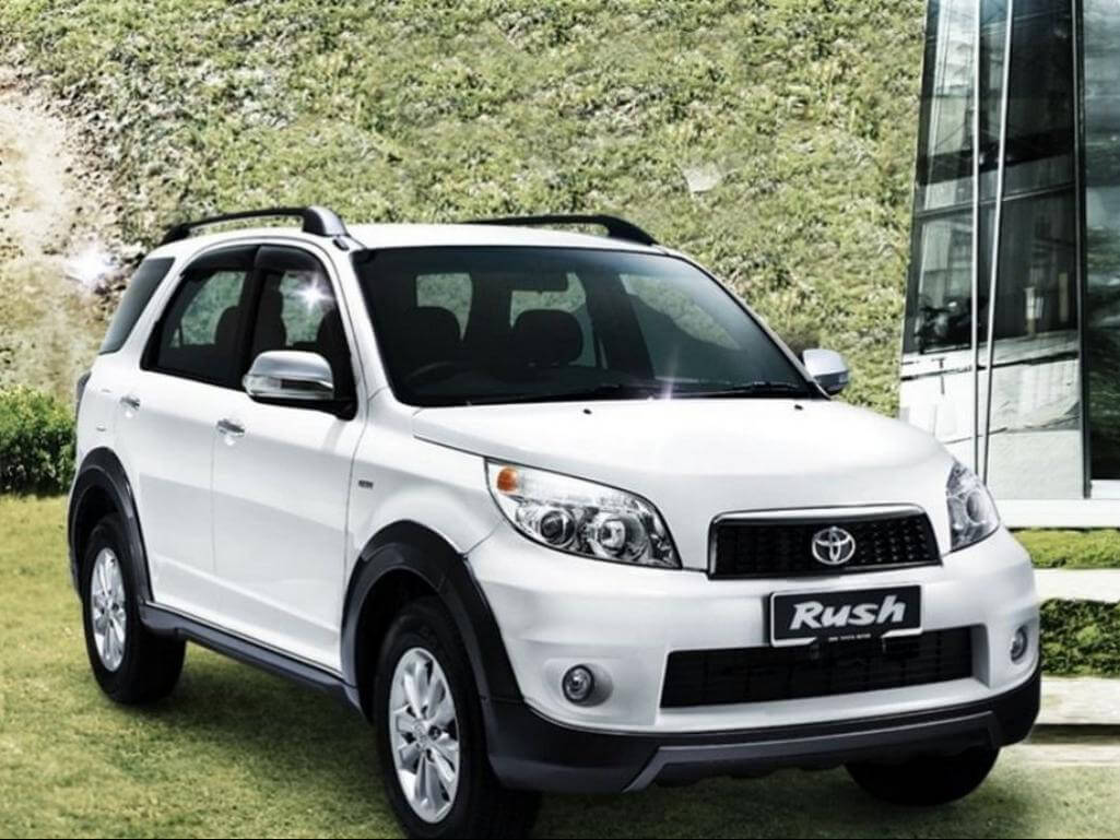 Toyota Ghana launches new Toyota Rush model