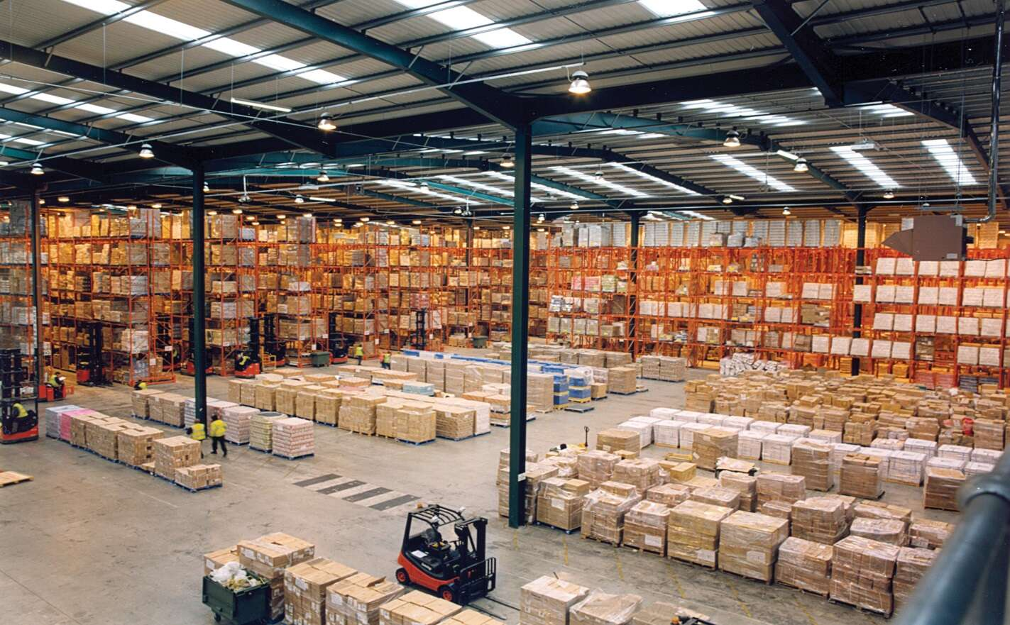 warehouse more efficient
