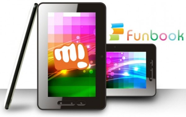 Micromax Funbook: All good things are not expensive.