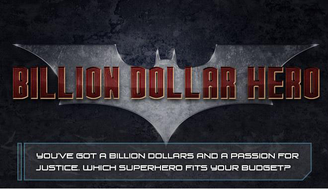 Infographic: The Billion Dollar Hero