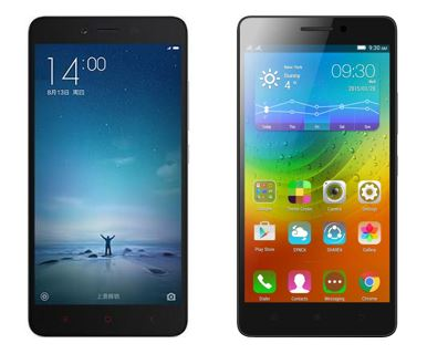 Xiaomi Redmi Note 2 vs Lenovo K3 Note: Budget phablets from China