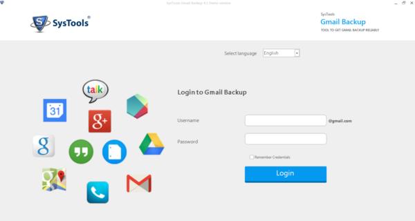 Gmail Backup Tool