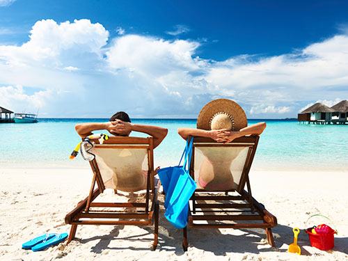 Tips to pack efficiently for a long vacation?