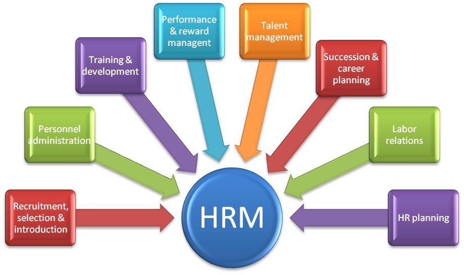 HR Forms an Important Cog for Today's Business