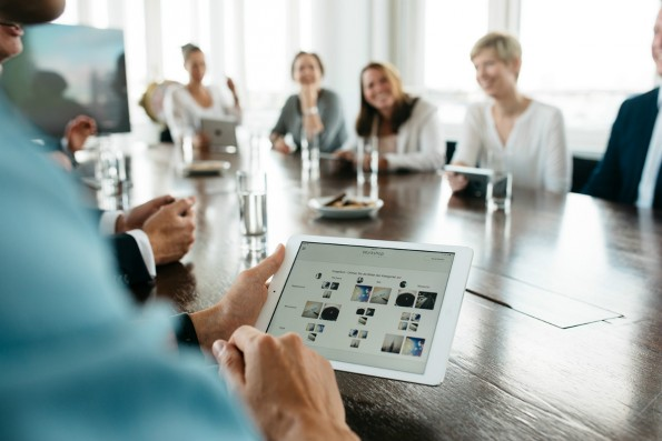 It Would be advisable for you to Hire IPad For Your important Meetings