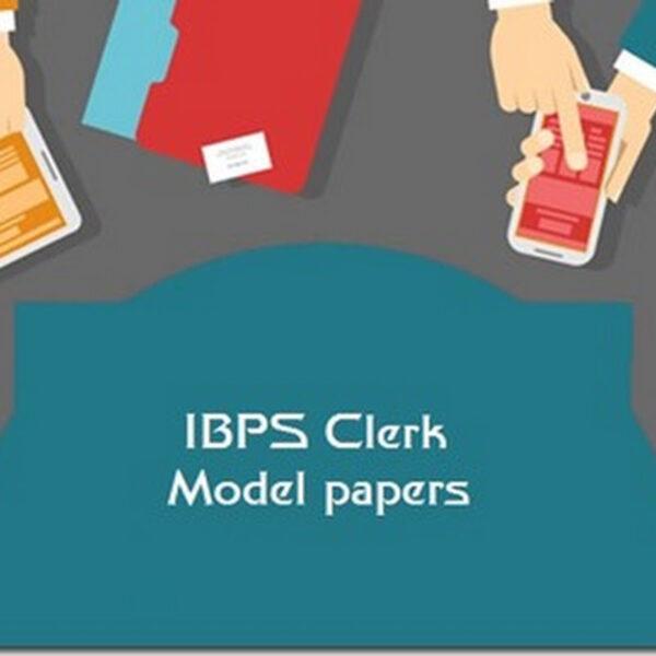 IBPS clerk prelims mock test – A first step for preparing IBPS clerk exam