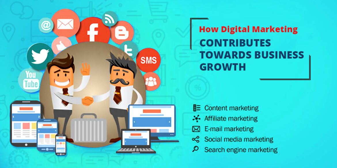 How Digital Marketing Contributes to the Business Sector?
