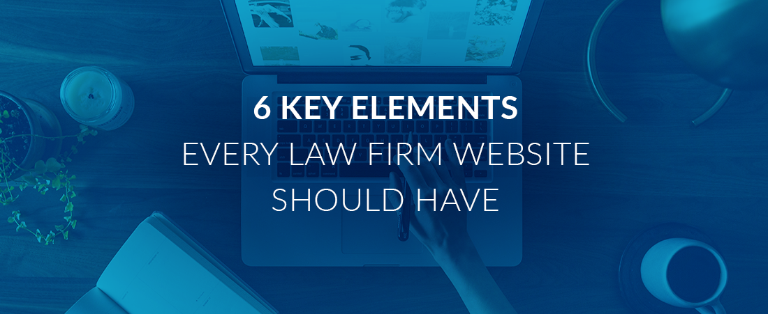 6 Essential Elements of a Mobile-Friendly Law Firm Website